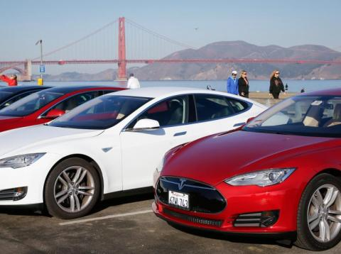 People in San Francisco are leasing their Teslas and supercars to strangers in order to afford owning a car in one of the most expensive cities in America
