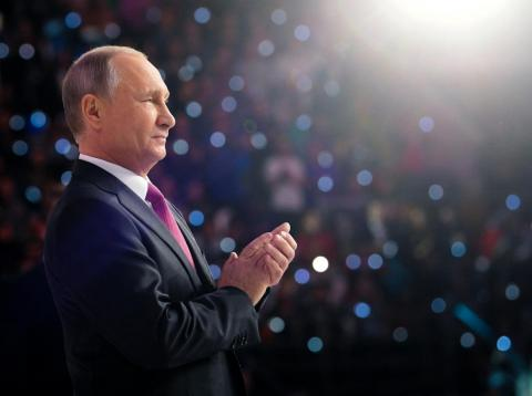 Putin could be worth as much as $200 billion.