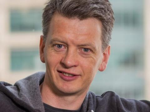 El director de operaciones de Uber, Barney Harford