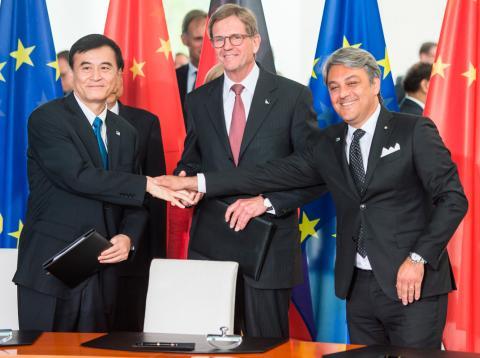 Seat dirigirá uno de los negocios del Grupo Volkswagen en China