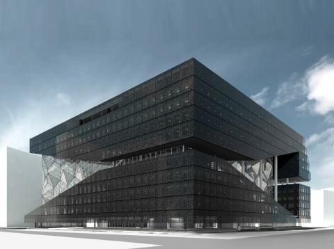 Sede Axel Springer Berlín