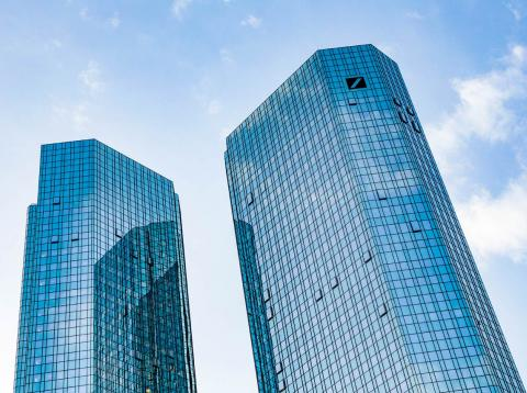 Sede del Deutsche Bank en Alemania