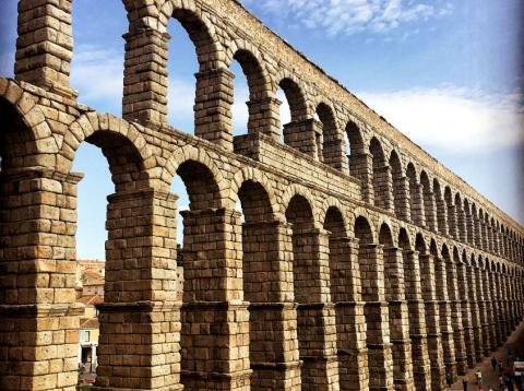 Provincia de Segovia.
