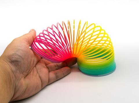 Slinky juguete