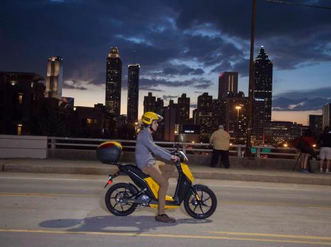 La startup española que está llevando el motosharing a EE.UU.