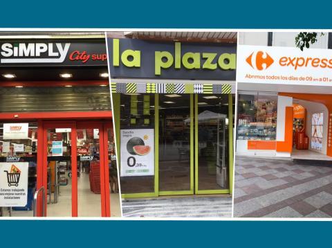26a67d9d0 Bienvenido a la era del supermercado pequeño: en España abre una media de  550 al año, principalmente en ciudades.