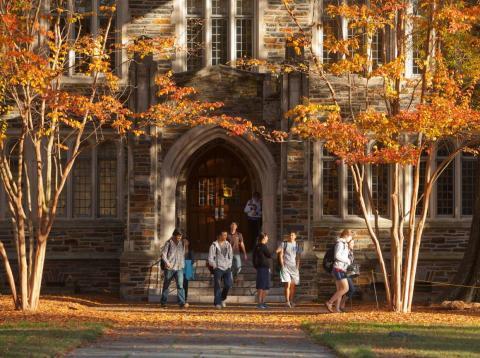 26. Duke University, USA — 83.9