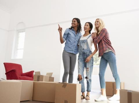 se incrementa precio del alquiler de habitaciones pisos compartidos
