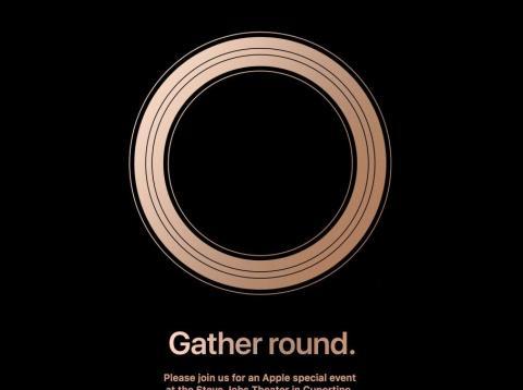 Apple envía invitaciones para su evento de iPhone del 12 de septiembre [RE]