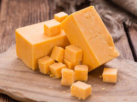 Cheese may not be such a heart-clogger after all.