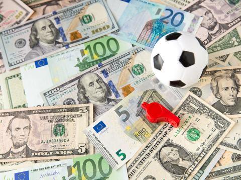 Dinero y Fútbol
