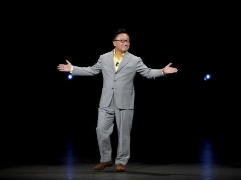 DJ Koh, presidente del negocio móvil de Samsung
