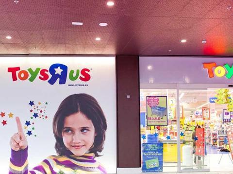 Establecimiento de Toys R Us