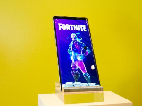 Fortnite ya está disponible para Android [RE]