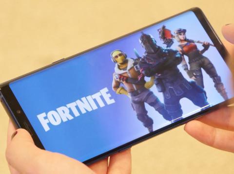 Fortnite Samsung Galaxy Note 9