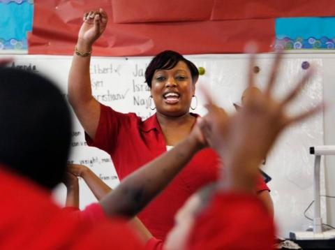 Les pedimos a los maestros que dijeran que les hubiera gustado saber antes de empezar a enseñar.