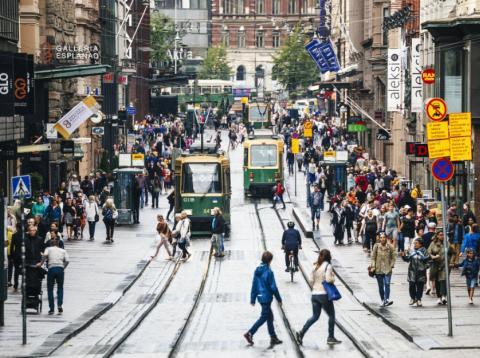 Helsinki es una de las ciudades con mejor reputación.