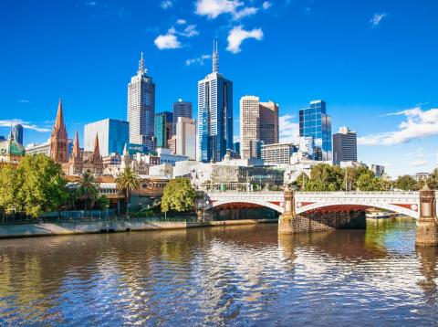 2. Melbourne, Australia