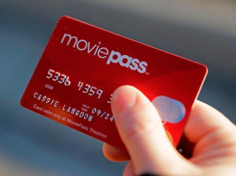 MoviePass al borde de la quiebra