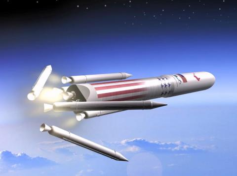 """NASA's """"Tipping Point"""" awards will help United Launch Alliance develop its next-generation Vulcan rocket."""