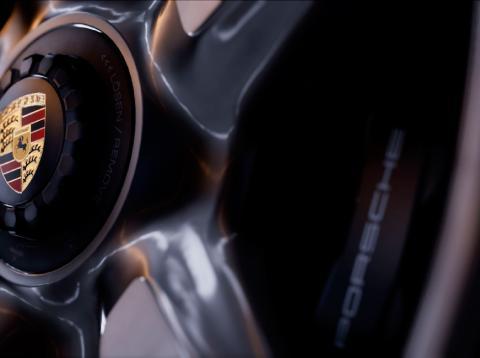 El Porsche 911 Speedster diseñado con una tecnología que revolucionará la industria del cine