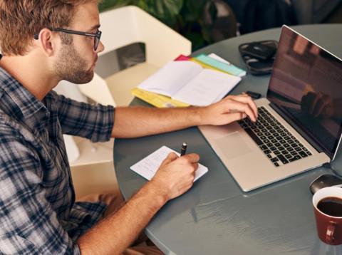 Organizar tu tiempo por anticipado puede ayudarte en tu nuevo trabajo [RE]