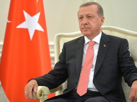 Presidente de Turquía, Recep Tayyip Erdogan