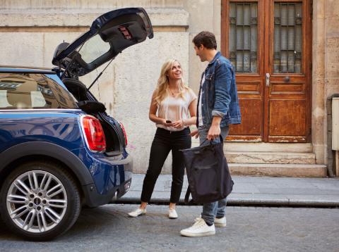 De qué se habla en los coches compartidos