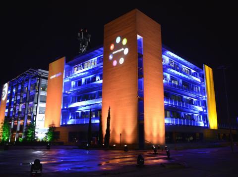 Sede de Mediaset España