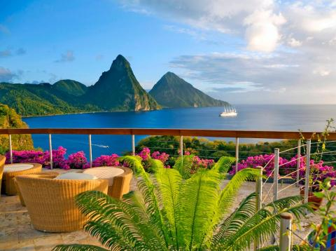 =19. Saint Lucia — Citizenship from $100,000 (£77,786).