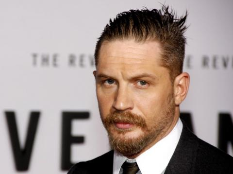 El actor Tom Hardy, durante un evento [RE]
