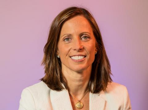 Adena Friedman was named Nasdaq CEO in 2017.