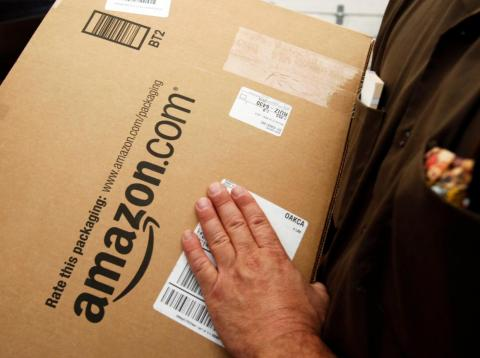 Amazon plants fake packages on delivery trucks, sources told Business Insider.