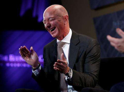 El CEO y fundador de Amazon, Jeff Bezos, lanza un fondo benéfico