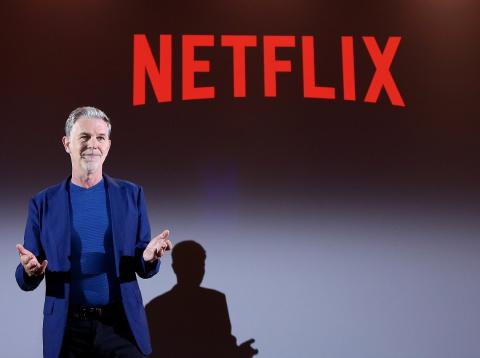 [RE] El CEO de Netflix, Reed Hastings.