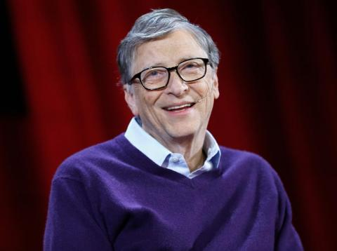 "Microsoft founder Bill Gates said that ""taking walks and driving, are for me, a good time to think about things."""