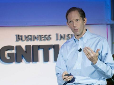 Henry Blodget, CEO, cofundador y director editorial de Business Insider [RE]