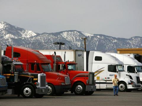 Increasingly, truckers don't have to rely on calling companies to find their next job.