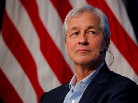 Jamie Dimon, CEO de JP Morgan