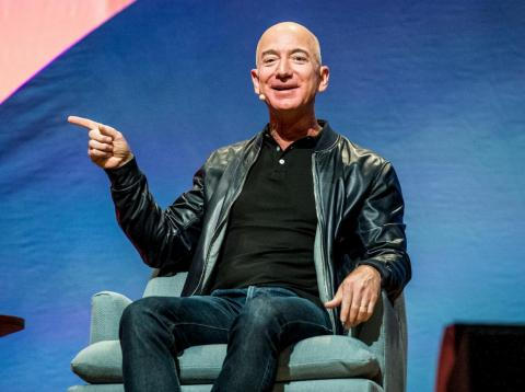 [RE] Jeff Bezos, CEO de Amazon