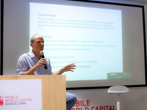 Mauricio Prieto, cofundador de eDreams