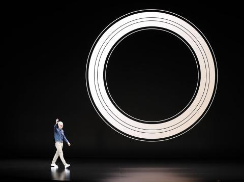 Presentación Apple Keynote
