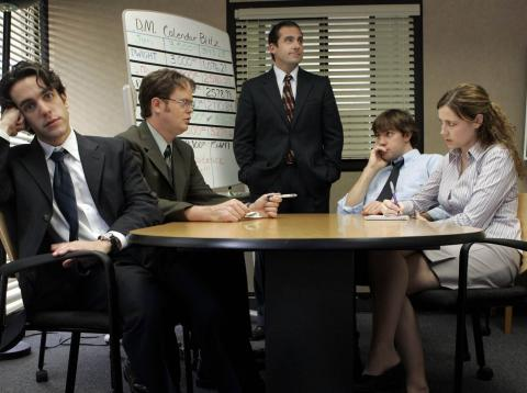 Reuniones de trabajo efectivas