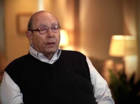 Richard DeVos, propietario de los Orlando Magic y cofundador de Amway