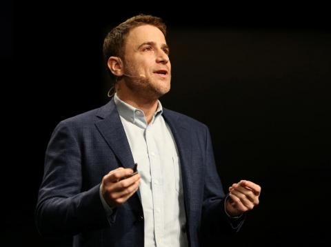 Slack CEO Stewart Butterfield.