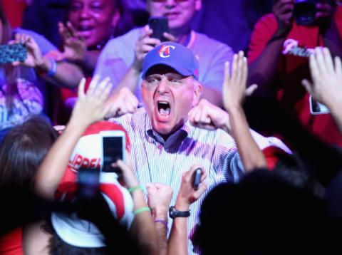 Steve Ballmer owns the Los Angeles Clippers.