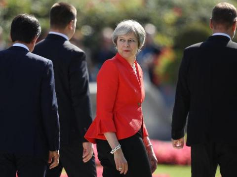 Theresa May en Salzburgo [RE]