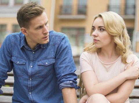 Cuando algunas parejas empiezan terapia, suele ser demasiado tarde [RE]