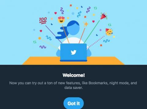 Twitter is testing a major redesign of its desktop website — take a look