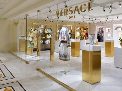 Versace Home en Palazzo Versace